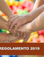 REGOLAMENTO ESTATE 2019