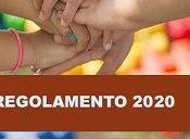 REGOLAMENTO ESTATE 2020